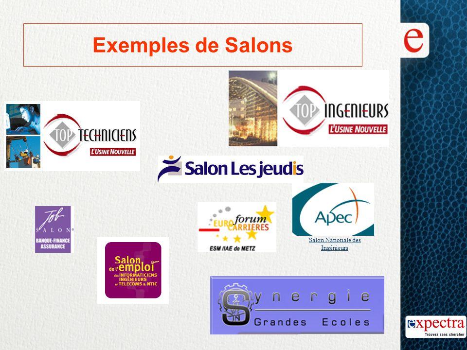 Salon Nationale des Ingénieurs