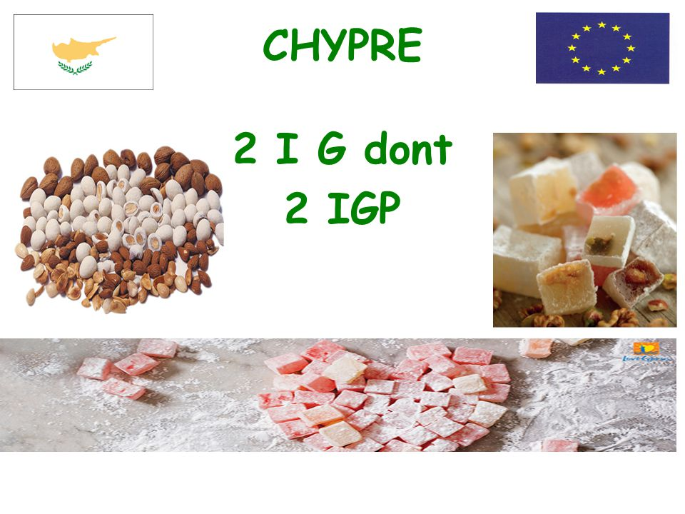 CHYPRE 2 I G dont 2 IGP