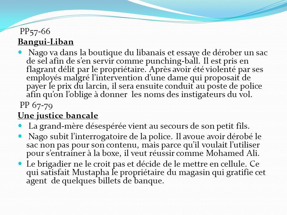 PP57-66 Bangui-Liban.