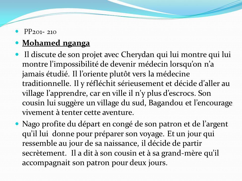 PP201- 210 Mohamed nganga.