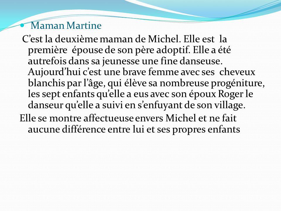 Maman Martine