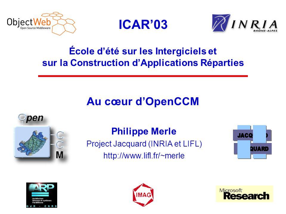 Project Jacquard (INRIA et LIFL)