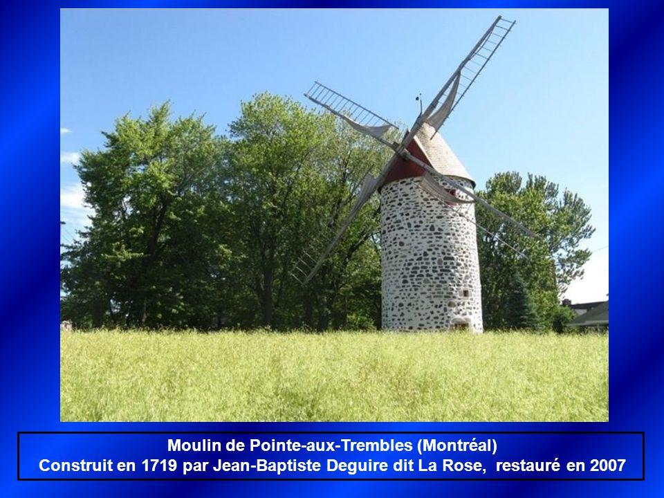 Moulin de Pointe-aux-Trembles (Montréal)