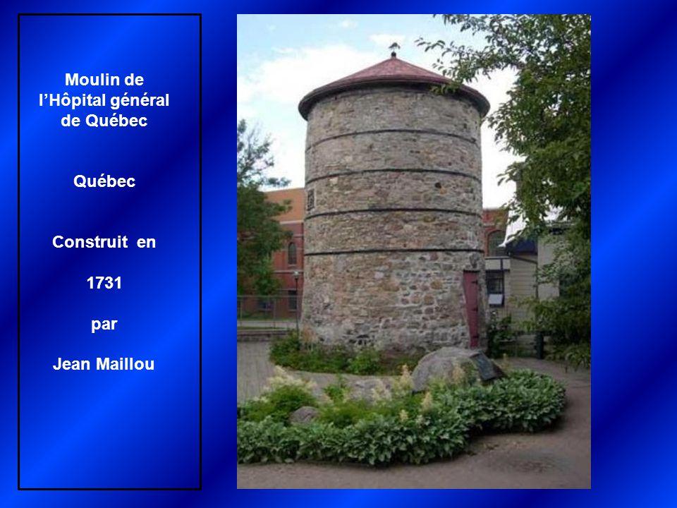 Moulin de l'Hôpital général de Québec