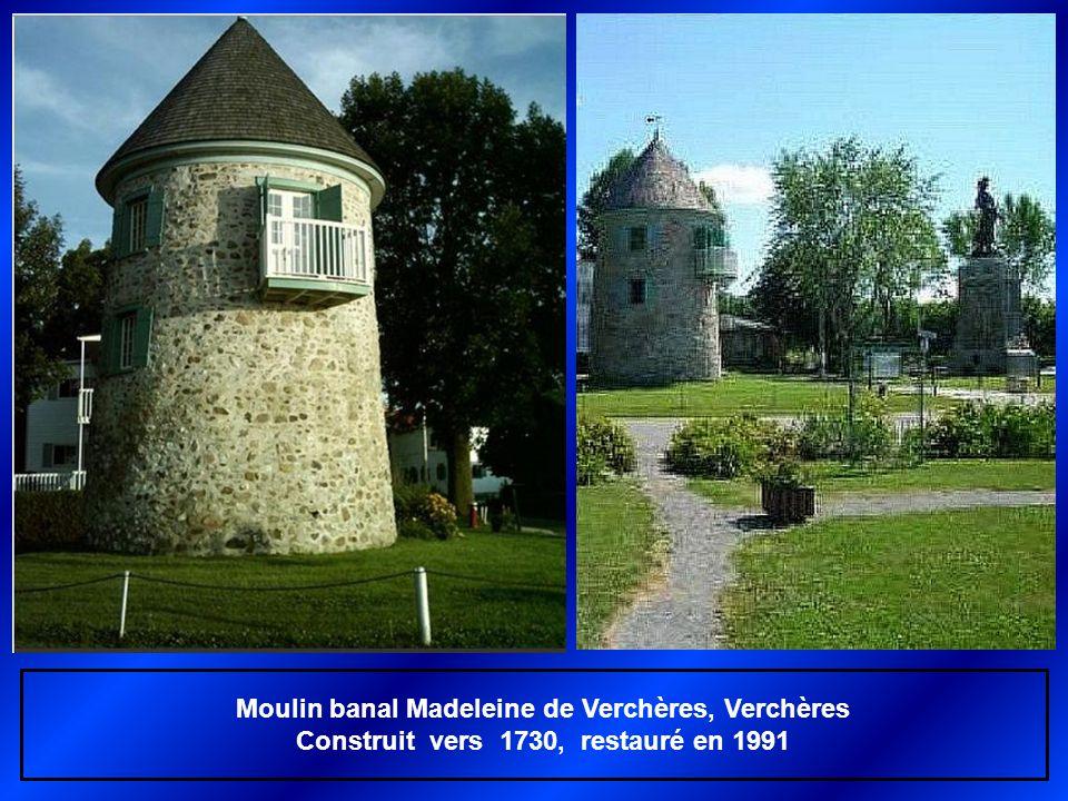 Moulin banal Madeleine de Verchères, Verchères