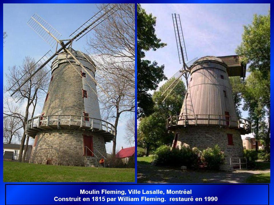 Moulin Fleming, Ville Lasalle, Montréal