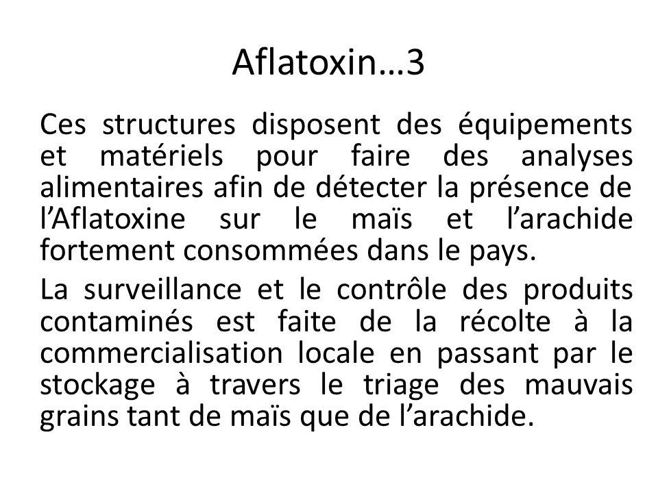 Aflatoxin…3