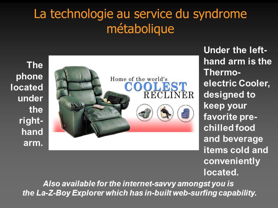 La technologie au service du syndrome métabolique