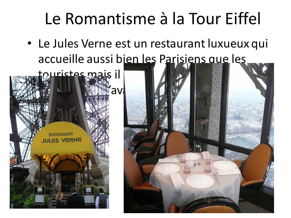 Le Romantisme à la Tour Eiffel