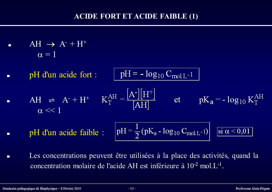 ACIDE FORT ET ACIDE FAIBLE (1)