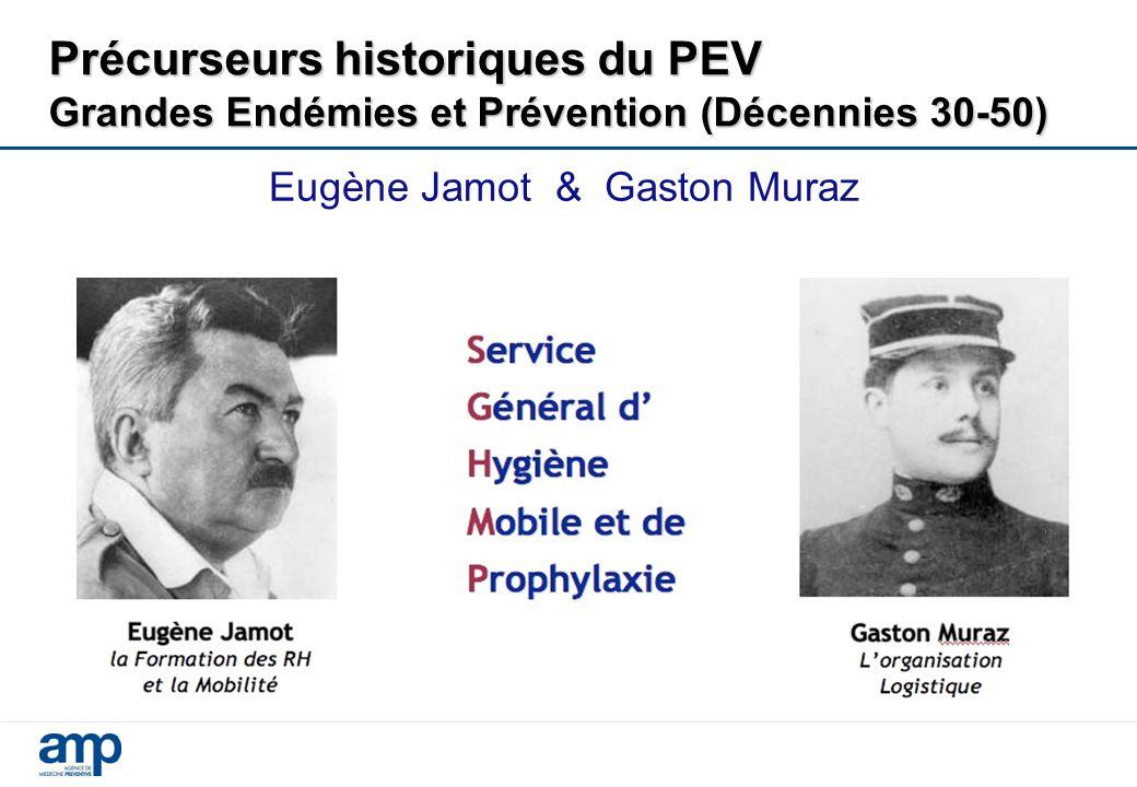 Eugène Jamot & Gaston Muraz