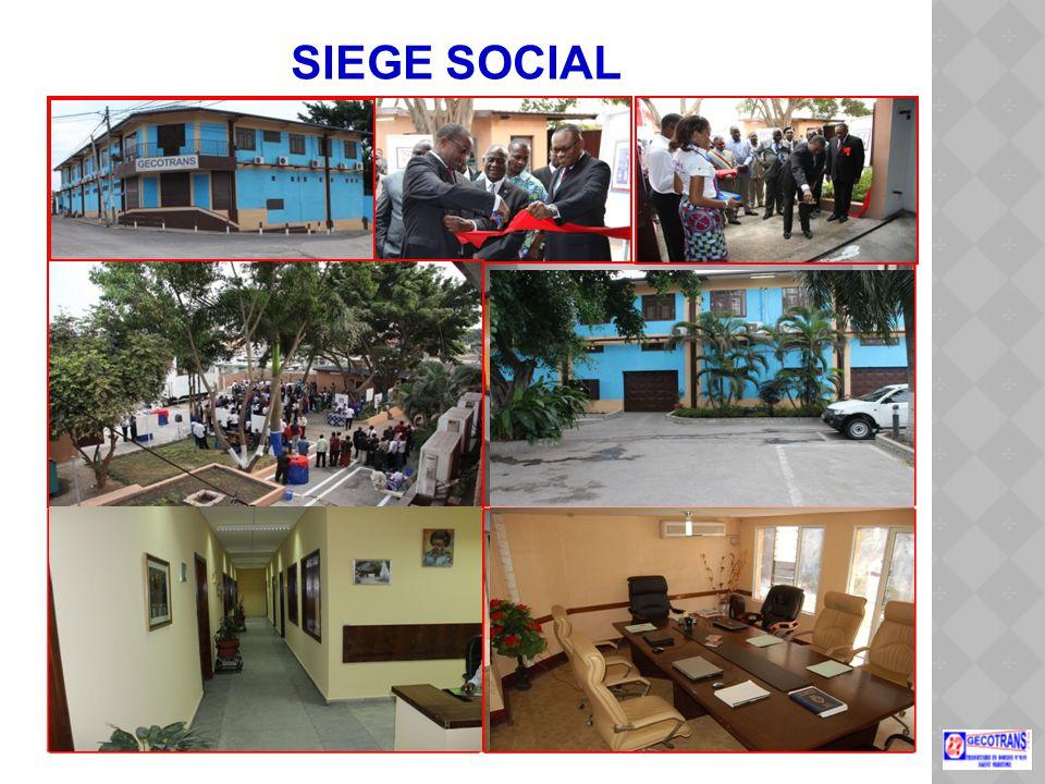 SIEGE SOCIAL