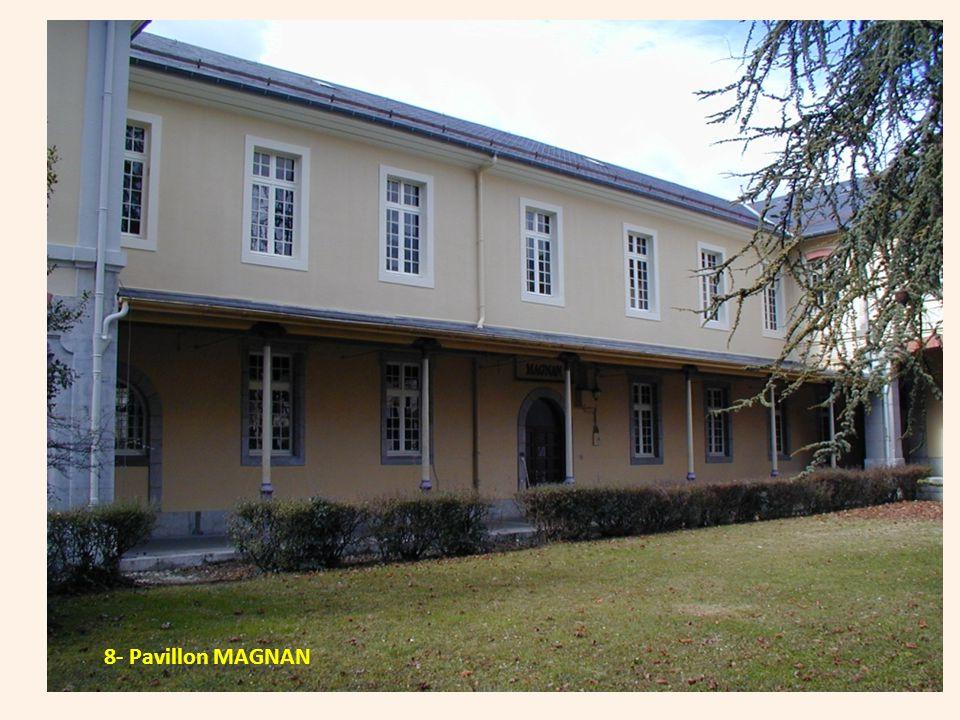 8- Pavillon MAGNAN