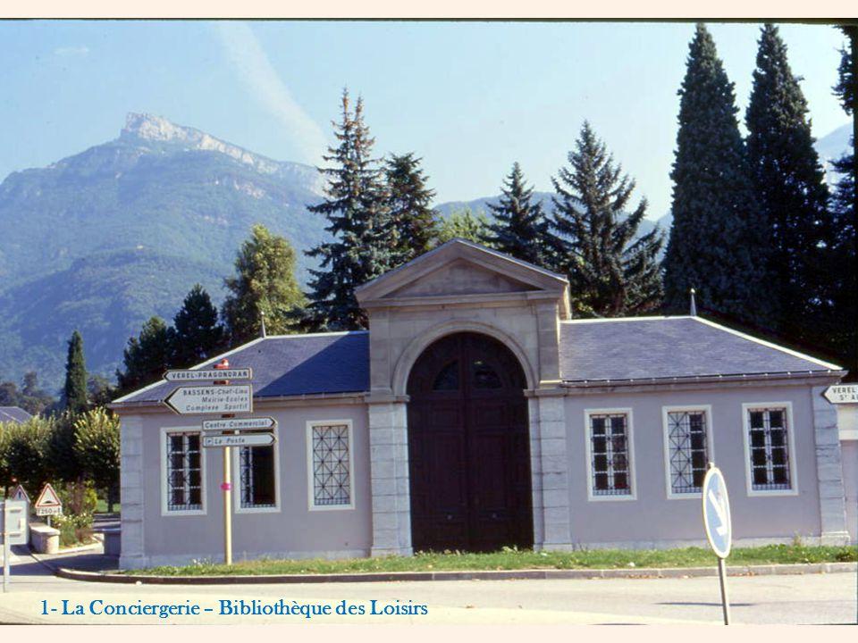 1- La Conciergerie – Bibliothèque des Loisirs