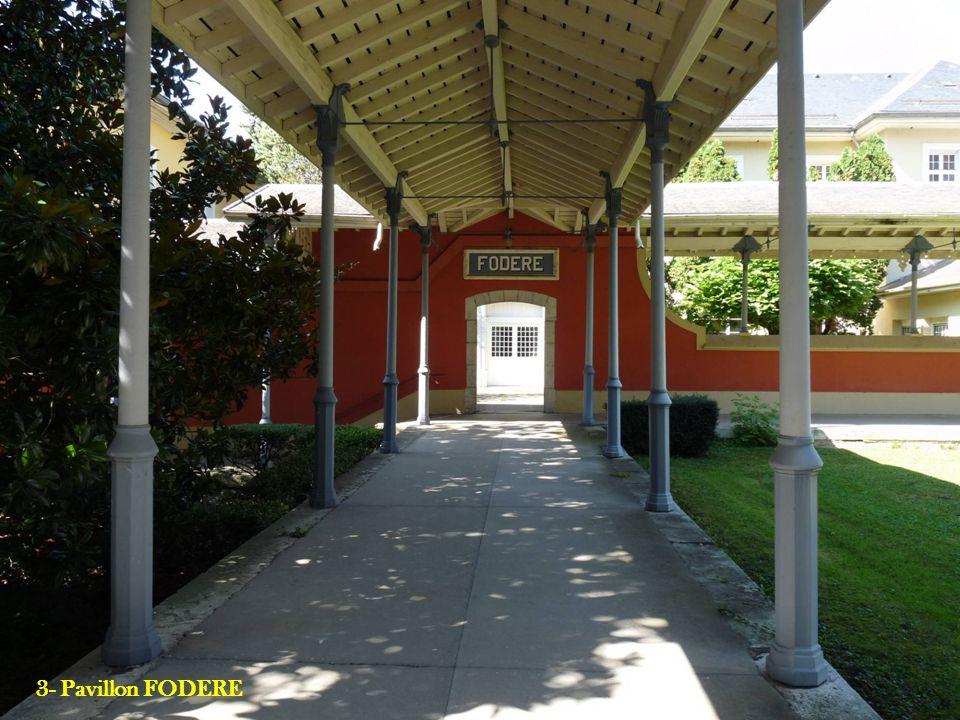 3- Pavillon FODERE