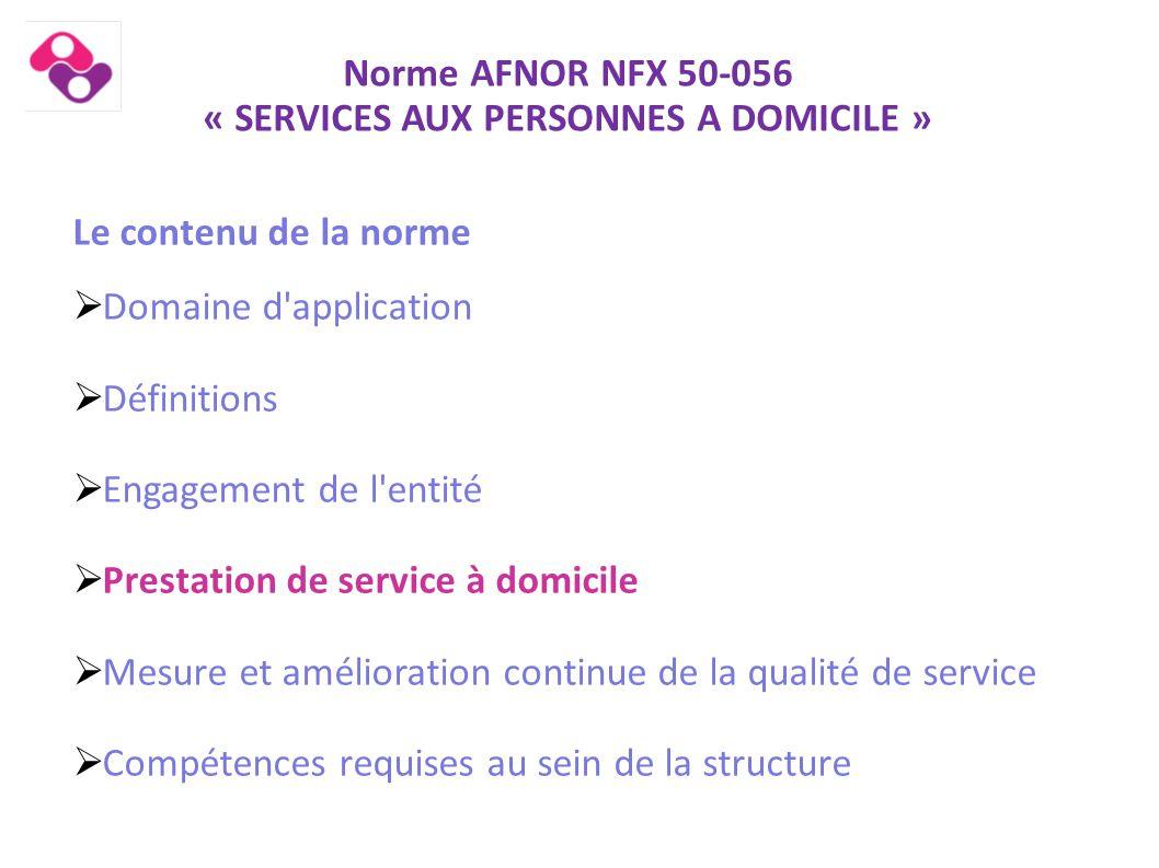 « SERVICES AUX PERSONNES A DOMICILE »