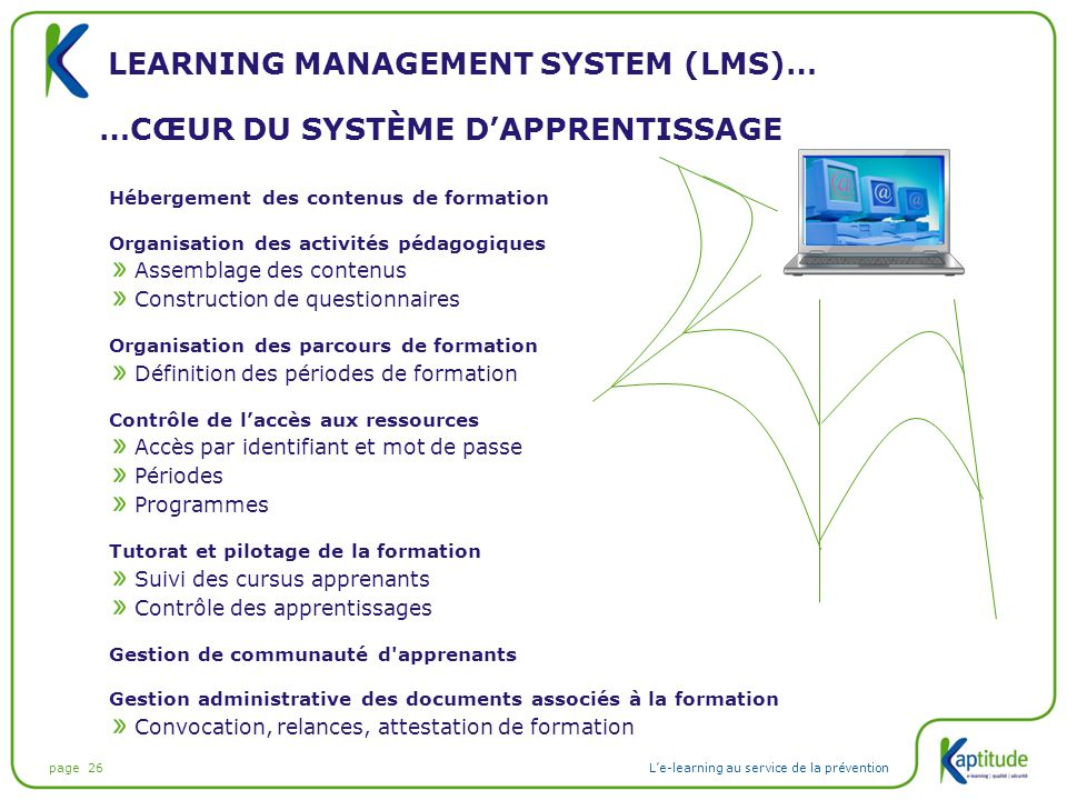 learning management system (lms)…