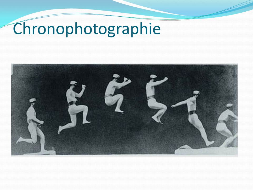 Chronophotographie
