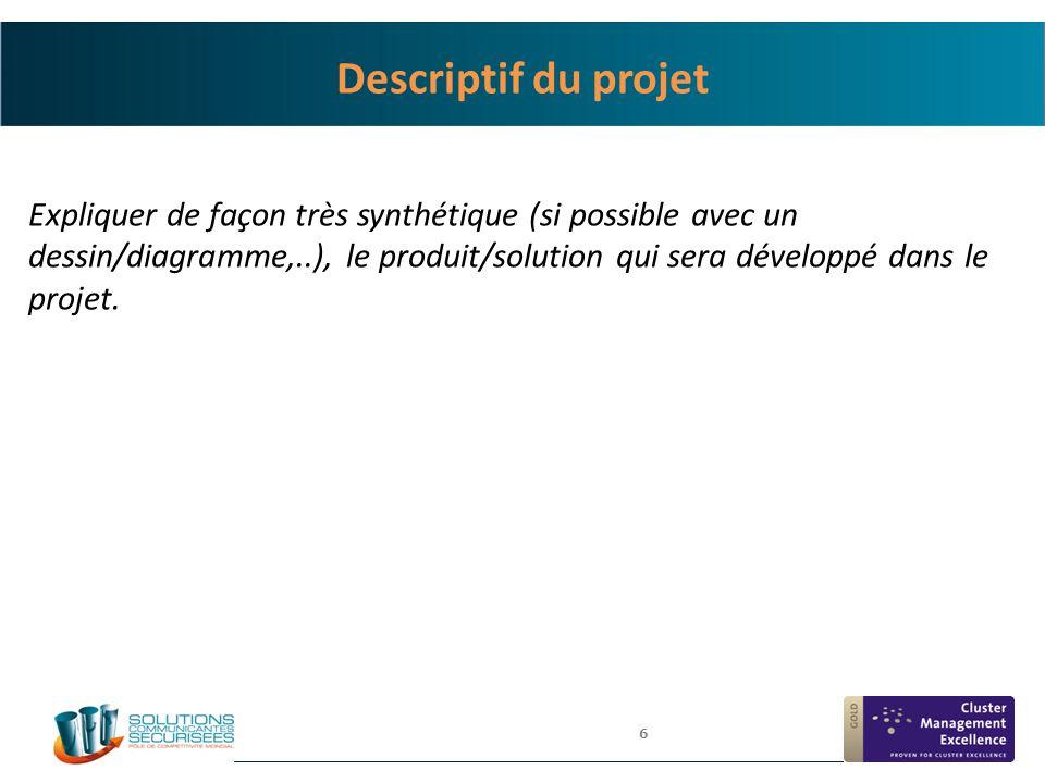 4/6/2017 Descriptif du projet.