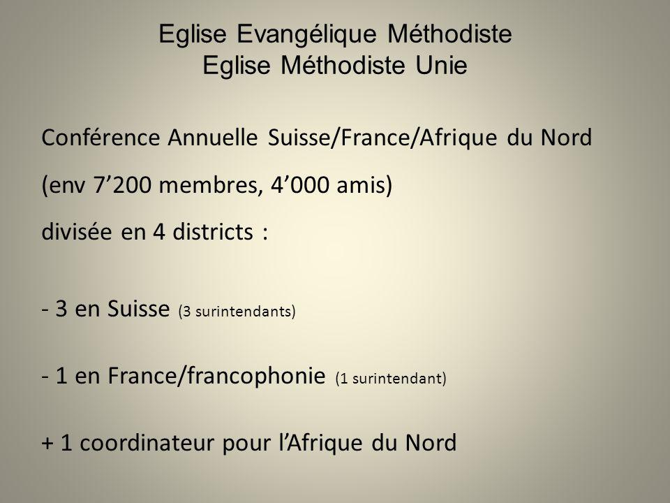 Eglise Evangélique Méthodiste Eglise Méthodiste Unie