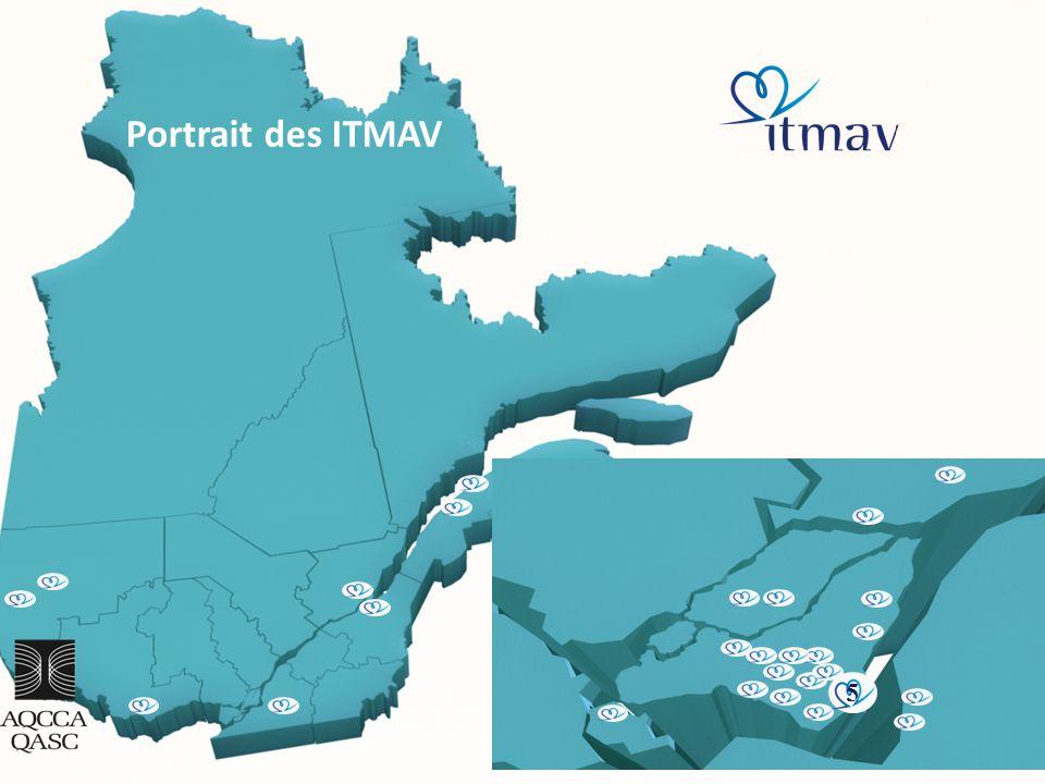 Portrait des ITMAV 5