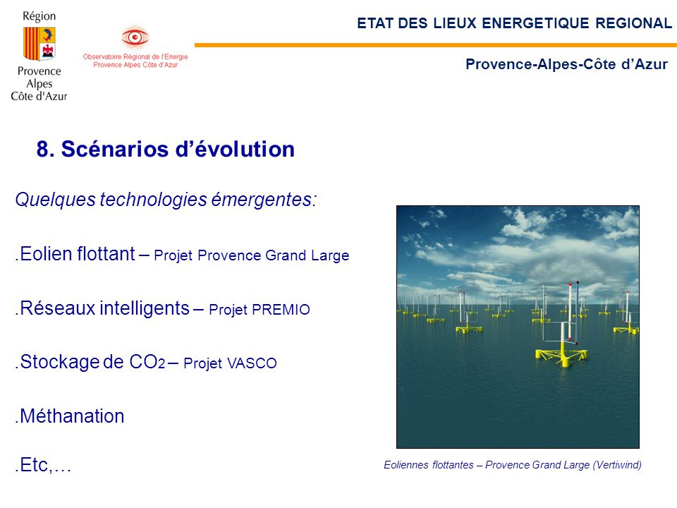 Eoliennes flottantes – Provence Grand Large (Vertiwind)