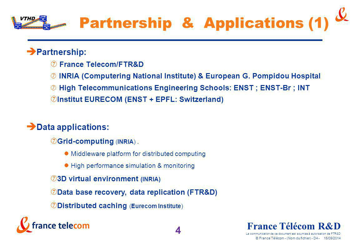 Partnership & Applications (1)