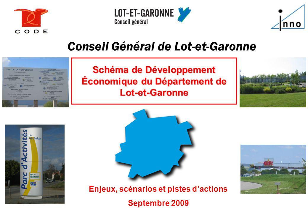 Conseil Général de Lot-et-Garonne