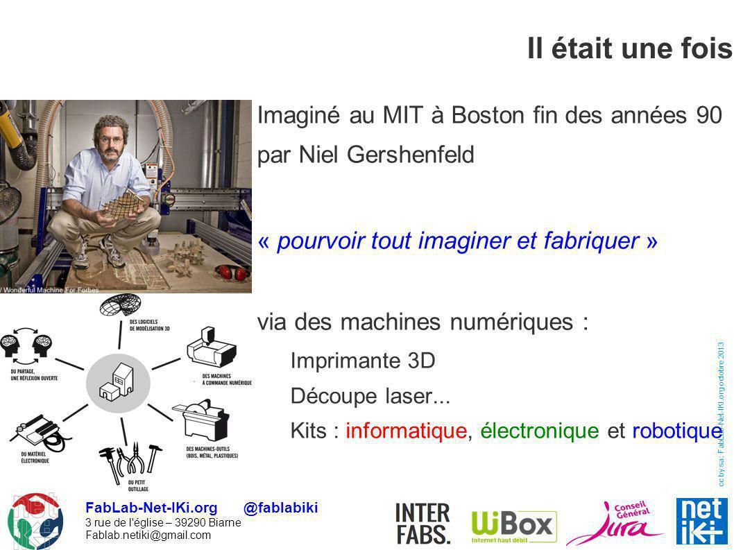 Il était une fois Imaginé au MIT à Boston fin des années 90