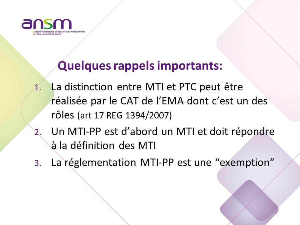 Essais cliniques (Dir 2001/20/EC)