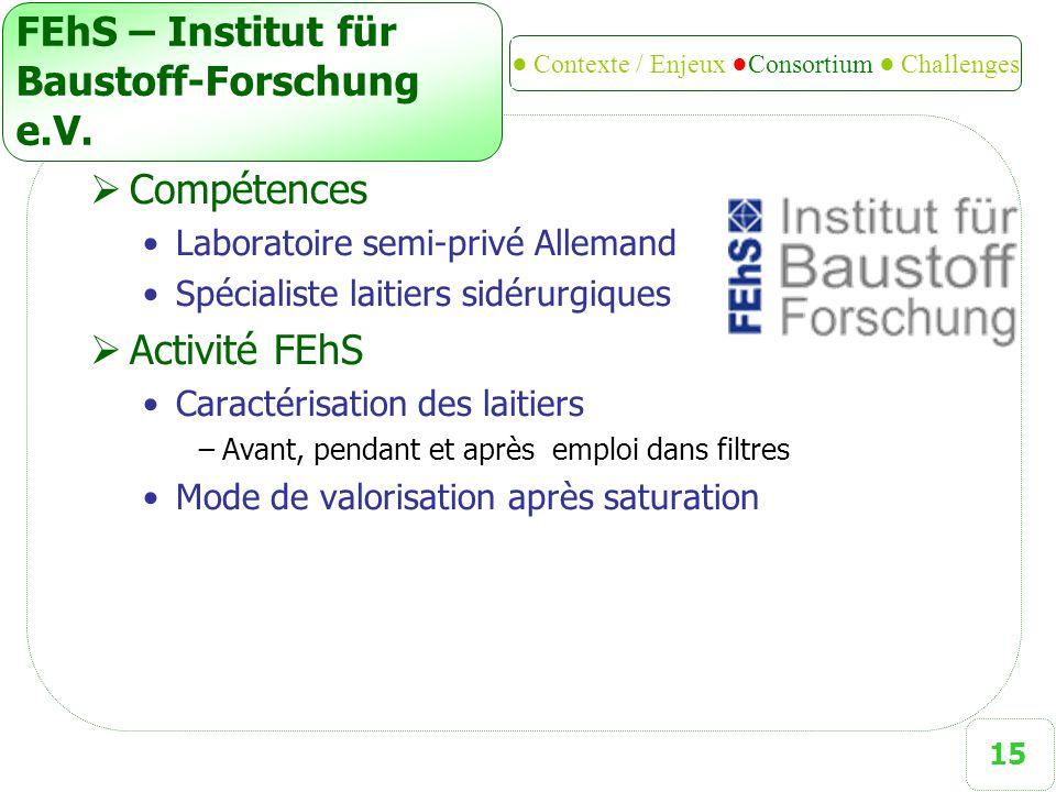 FEhS – Institut für Baustoff-Forschung e.V.