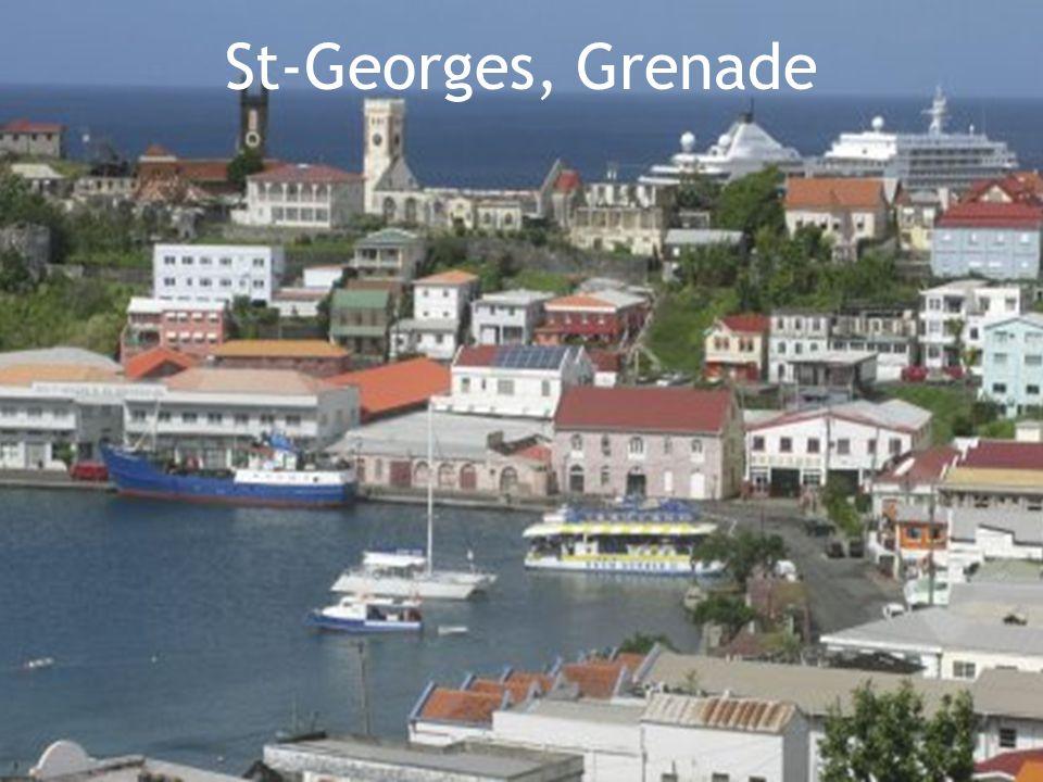 St-Georges, Grenade