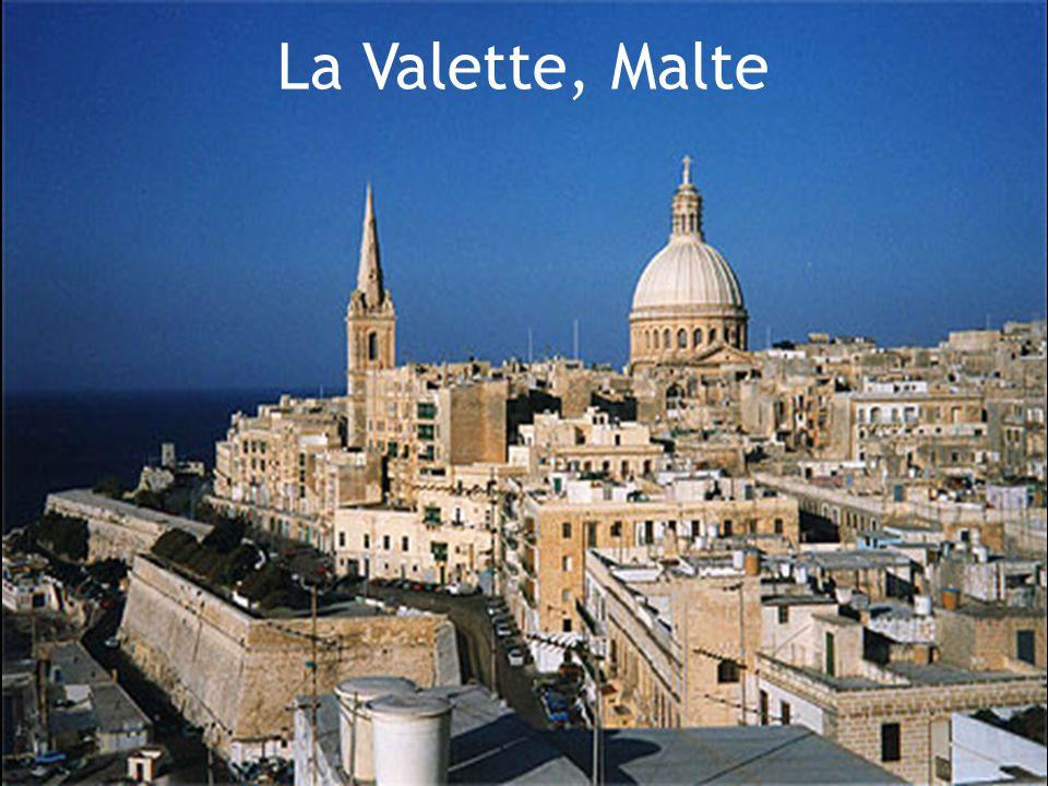 La Valette, Malte