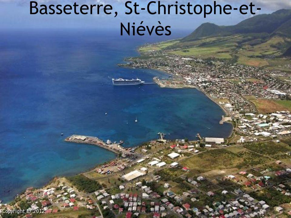 Basseterre, St-Christophe-et-Niévès