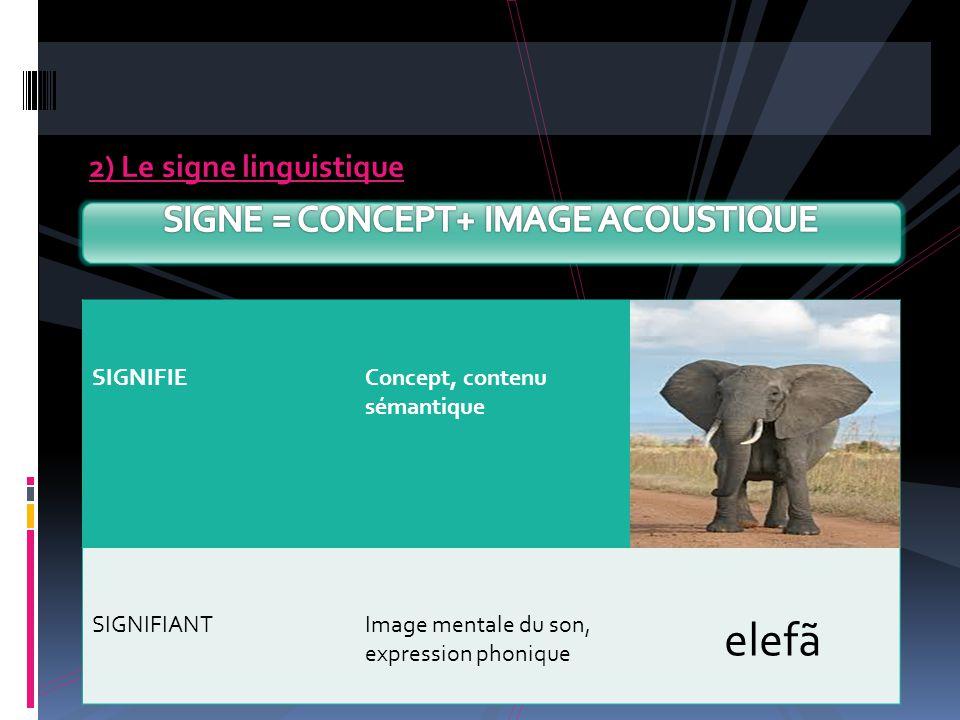 SIGNE = CONCEPT+ IMAGE ACOUSTIQUE