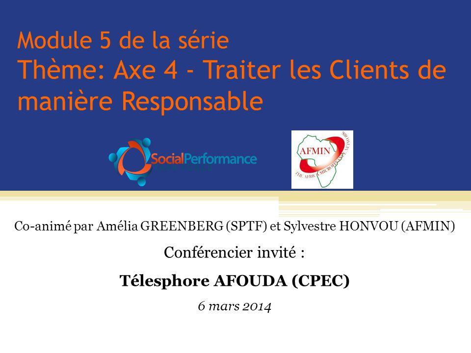 Télesphore AFOUDA (CPEC)