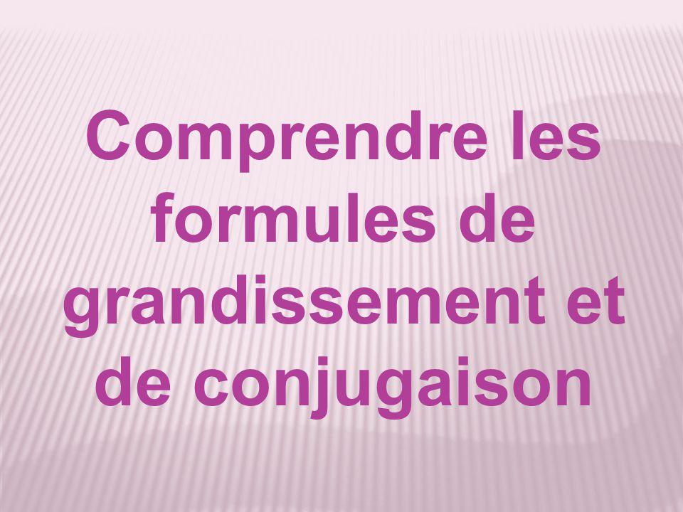 Comprendre les formules de grandissement et de conjugaison