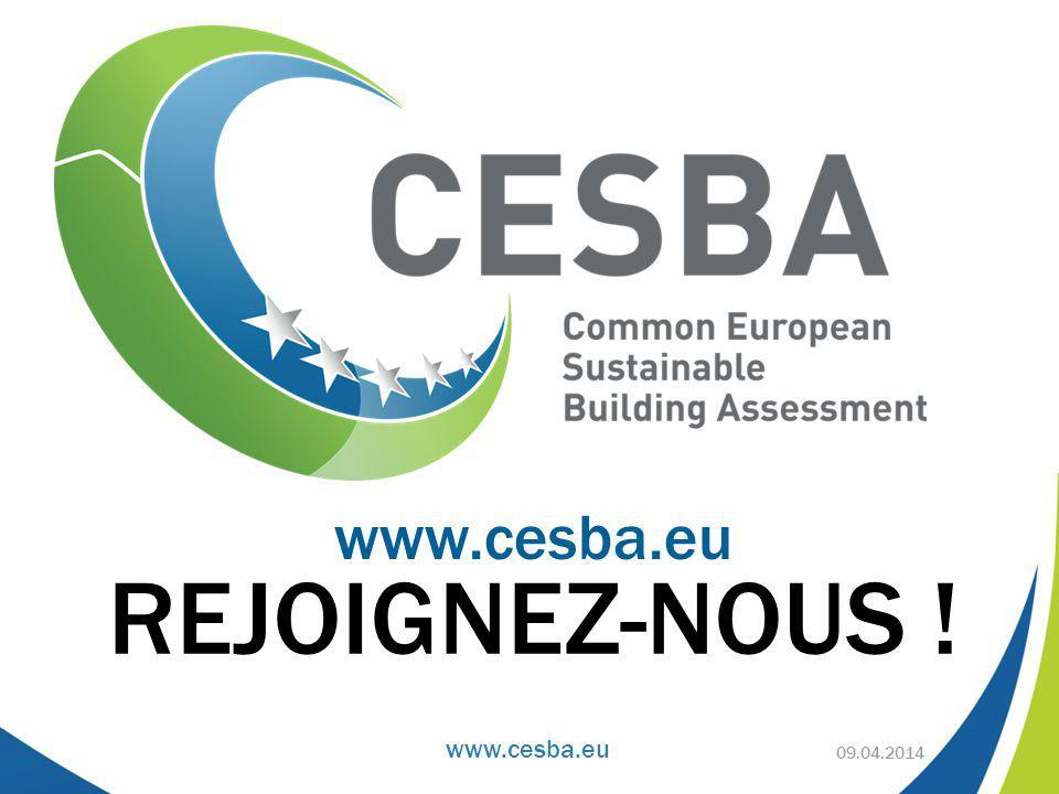 www.cesba.eu Rejoignez-nous ! 09.04.2014