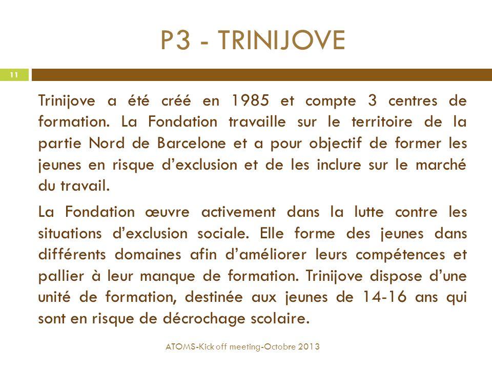 P3 - TRINIJOVE