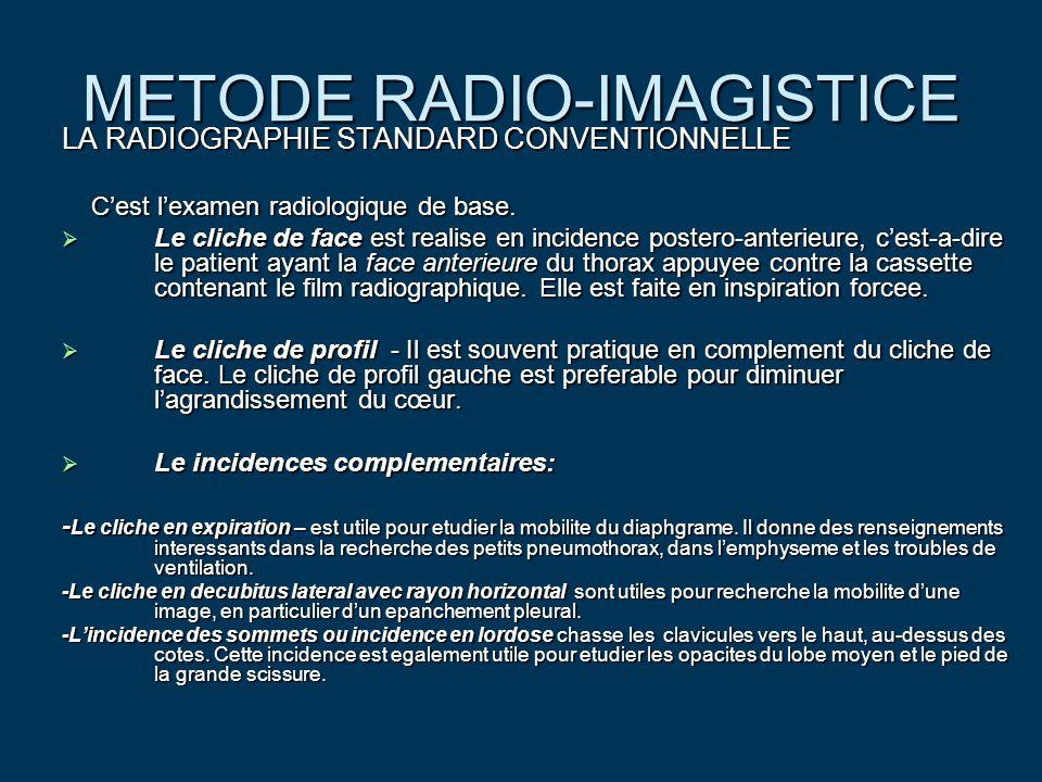 METODE RADIO-IMAGISTICE