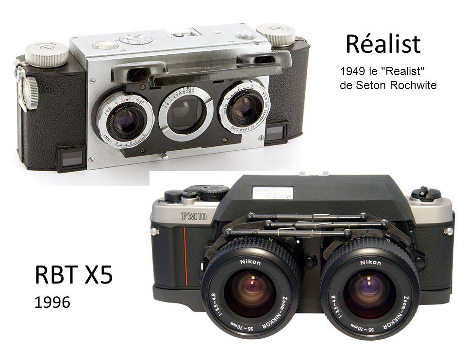 Réalist RBT X5 1996 1949 le Realist de Seton Rochwite