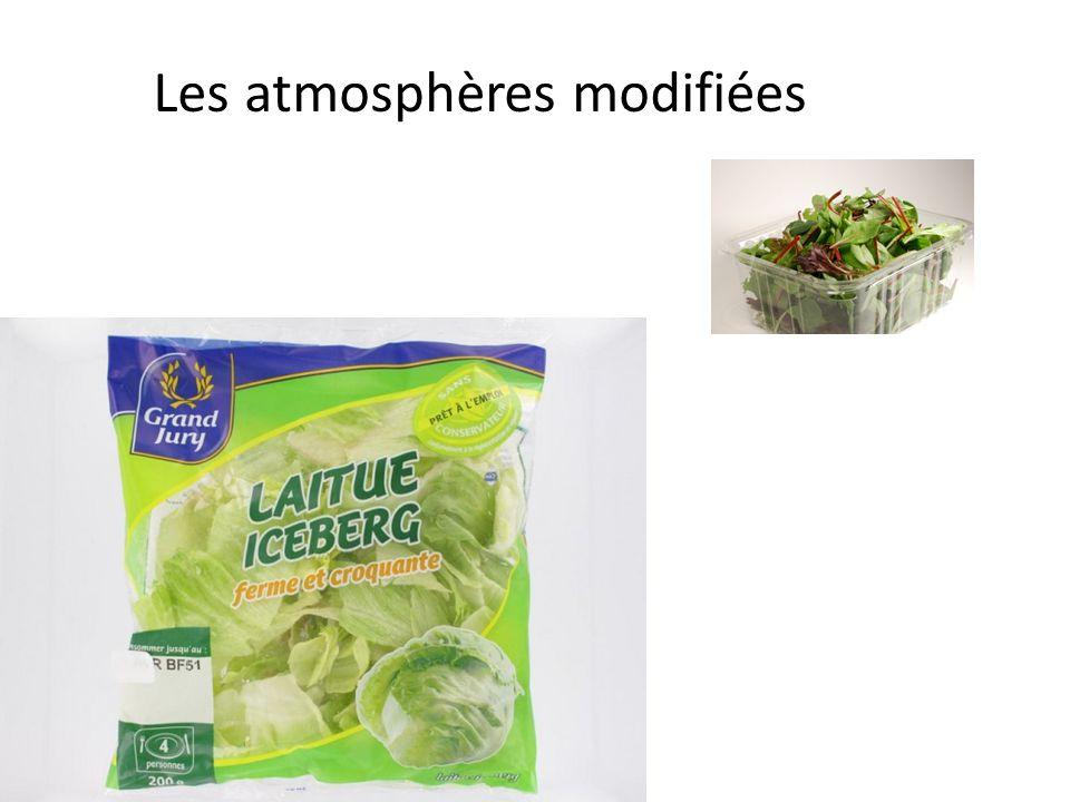 Les atmosphères modifiées