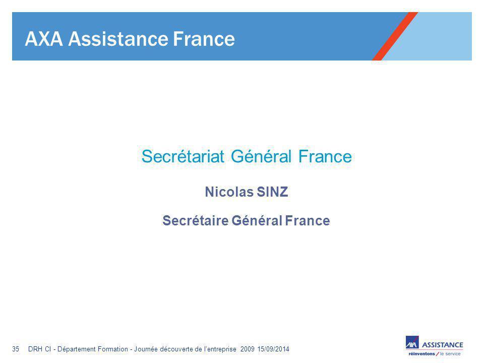 Secrétaire Général France