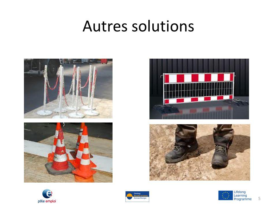 Autres solutions