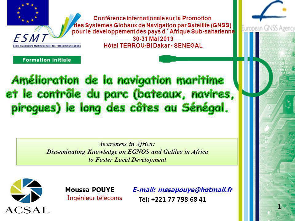 Amélioration de la navigation maritime