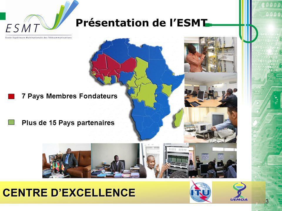 Présentation de l'ESMT