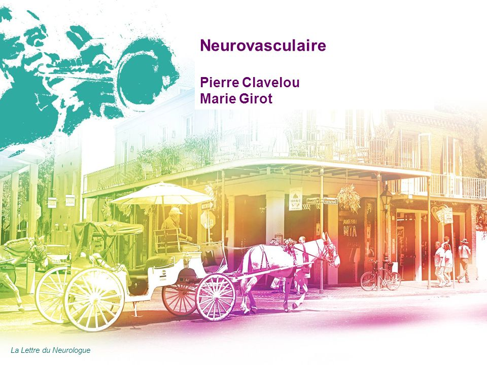 Neurovasculaire Pierre Clavelou Marie Girot