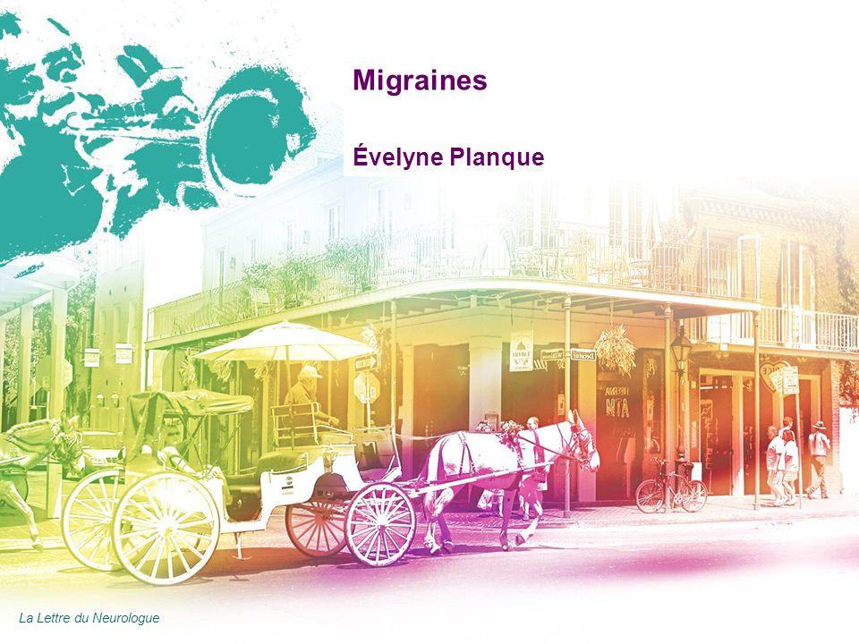 Migraines Évelyne Planque