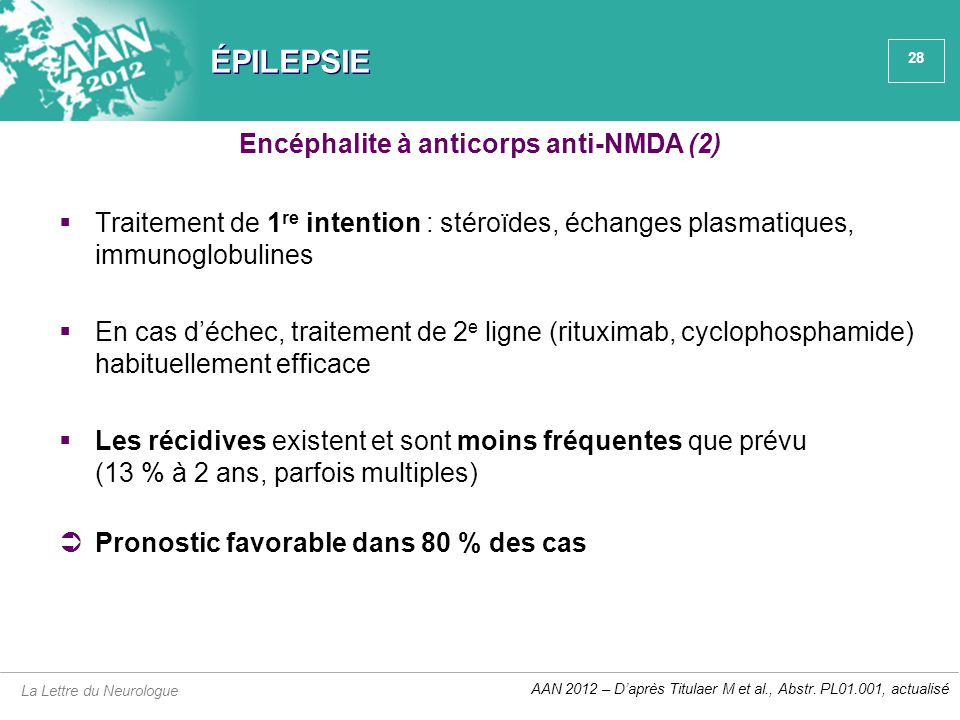 Encéphalite à anticorps anti-NMDA (2)