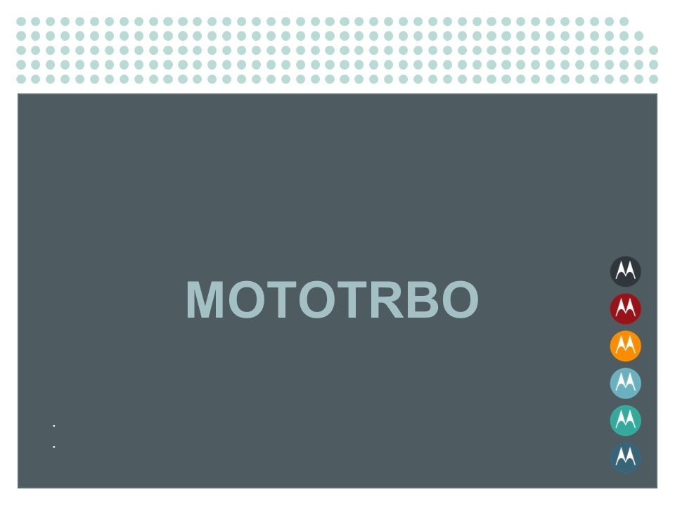 MOTOTRBO